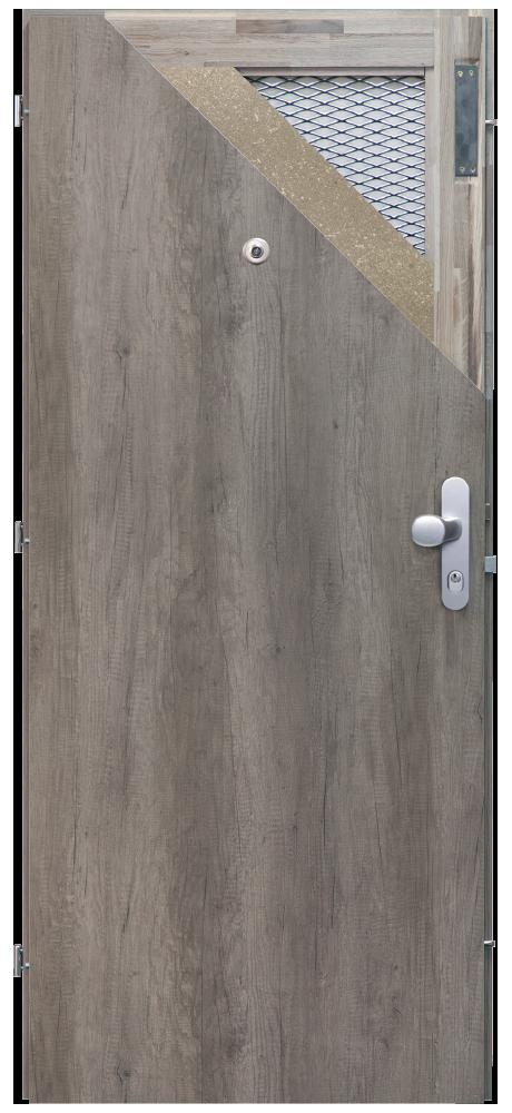 Bezpečnostní dveře B3